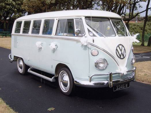 VW Bus - Split Screen 1966 11