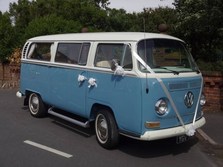 VW Bus - Bay Window 1969